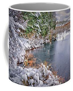 Autumn To Winter Coffee Mug