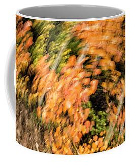 Autumn Vortex Coffee Mug
