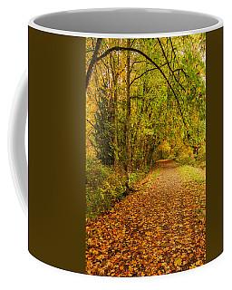 Autumn Walk Coffee Mug