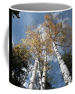 Autumnal Aspen Coffee Mug