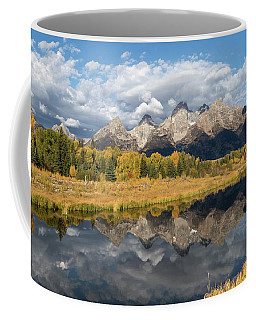 Coffee Mug featuring the photograph Autumn's Beauty by Ronnie and Frances Howard
