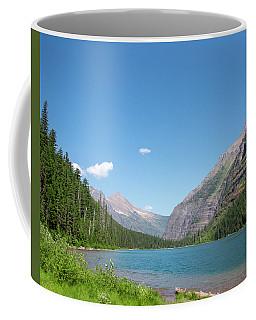 Avalanche Lake Coffee Mug