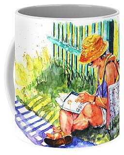 Avid Reader #2 Coffee Mug