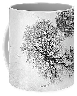 Coffee Mug featuring the photograph Awaiting Spring  by Michael Hughes