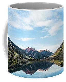 Awakening Across Crystal Lake Coffee Mug