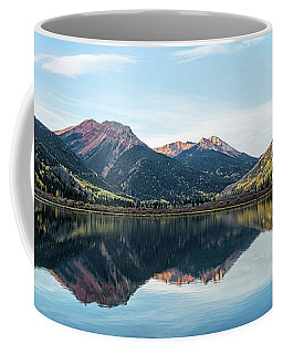 Awakening Across Crystal Lake Coffee Mug