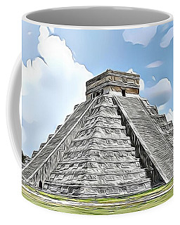 Aztec, Mayan And Mexican Culture 21 Coffee Mug