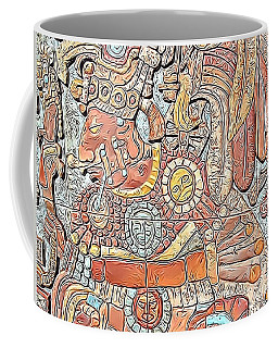 Aztec, Mayan And Mexican Culture 22 Coffee Mug