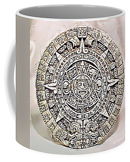 Aztec, Mayan And Mexican Culture 24 Coffee Mug