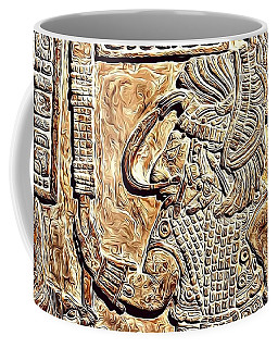 Aztec, Mayan And Mexican Culture 25 Coffee Mug