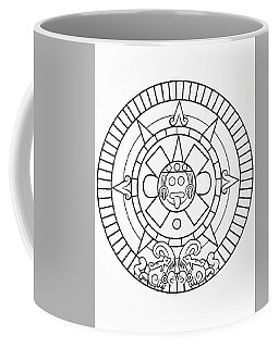 Aztec, Mayan And Mexican Culture 26 Coffee Mug