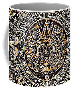 Aztec, Mayan And Mexican Culture 29 Coffee Mug