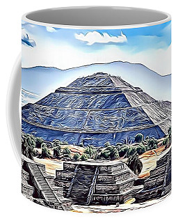 Aztec, Mayan And Mexican Culture 30 Coffee Mug
