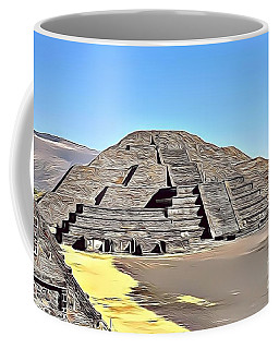 Aztec, Mayan And Mexican Culture 33 Coffee Mug
