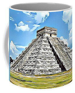 Aztec, Mayan And Mexican Culture 34 Coffee Mug