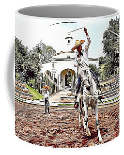 Aztec, Mayan And Mexican Culture 35 Coffee Mug