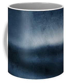 Azul 1- Art By Linda Woods Coffee Mug