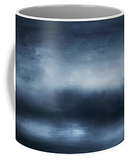 Azul 2- Art By Linda Woods Coffee Mug