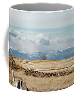 Azure Elevator Coffee Mug