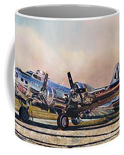 B-17g Sentimental Journey Coffee Mug