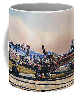 B-17g Sentimental Journey Coffee Mug