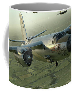 B-26 Feudin Wagin Coffee Mug