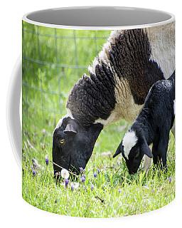 Baba And Pepe Grazing Coffee Mug