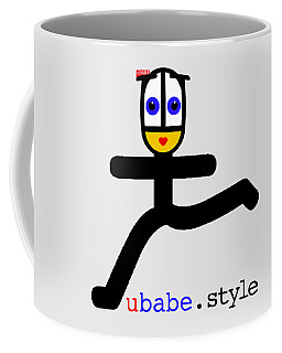 Babe Runner Coffee Mug