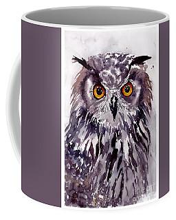 Baby Owl Coffee Mug