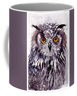 Baby Owl Coffee Mug