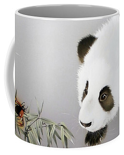 Baby Panda - Explorer Coffee Mug