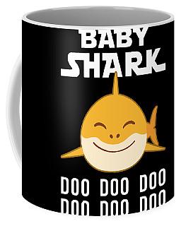 Baby Shark Doo Doo Doo Daughter Coffee Mug