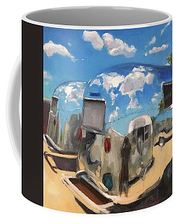 Baby's At The Polisher's Coffee Mug
