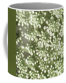 Coffee Mug featuring the photograph Babys Breath 1308 by Mark Shoolery