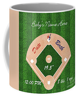 Baby's Commemorative Gift Coffee Mug