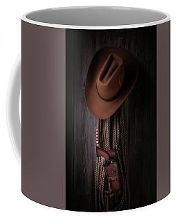 Back At The Bunkhouse Coffee Mug