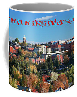 Coffee Mug featuring the photograph Back Home 2 by David Patterson