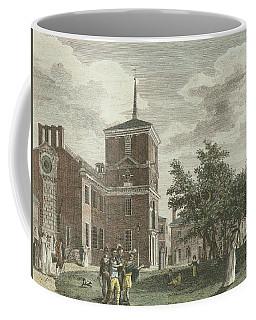 Back Of State House Coffee Mug