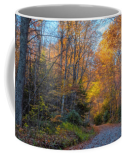 Back Road Beauty Coffee Mug