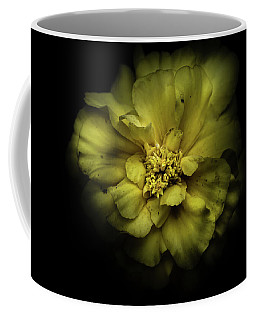 Backyard Flowers 41 Color Version Coffee Mug