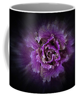 Backyard Flowers 42 Color Flow Version Coffee Mug
