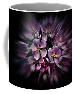 Backyard Flowers 47 Color Flow Version Coffee Mug