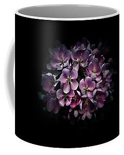 Coffee Mug featuring the photograph Backyard Flowers 47 Color Version by Brian Carson
