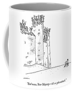 Bad News Coffee Mug