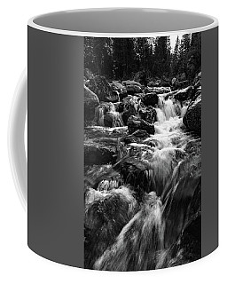 Coffee Mug featuring the photograph Baerguntbach, Kleinwalserta by Andreas Levi