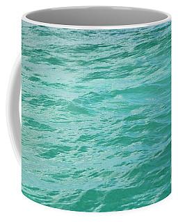Bahamas Turquoise Water Coffee Mug