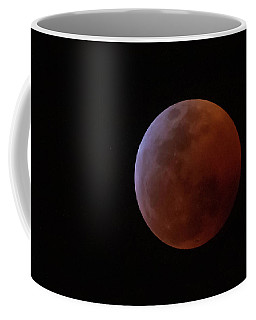Bahamian Super Blood Wolf Moon Coffee Mug