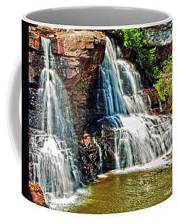 Balckwater Falls - Closeup Coffee Mug