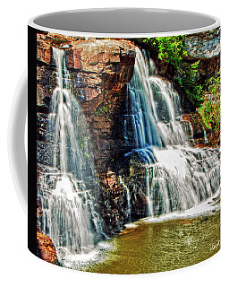 Balckwater Falls - Closeup Coffee Mug