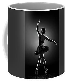 Ballerina Dancing Coffee Mug